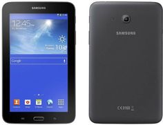 Samsung Galaxy Tab 3 Lite 7.0 T113 8 GB Operating System: Android Screen Size (inches): 7.0 Central processing unit Speed (Ghz): 1.3 Storage: 8 GB http://www.taaol.com/tablets