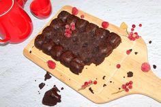 Chez Vanda, Brownie, Cacao, Fun Desserts, Muffins, Skimmed Milk, Vanilla Sugar, Raspberry, Zucchini