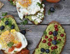 Jídelníček na hubnutí, který funguje | Hubneme s Břicháčem Avocado Toast, Vegetable Pizza, Vegetables, Breakfast, Toms, Diet, Morning Coffee, Vegetable Recipes, Veggies