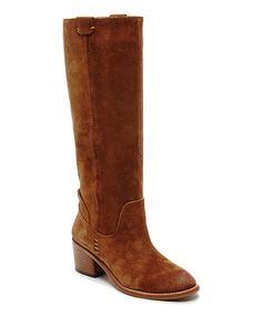 Saddle Brown Garnett Suede Boot $79