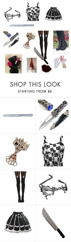 """Mad As A Hatter"" by musiclizard ❤ liked on Polyvore featuring Simone Rocha"