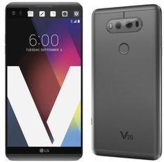 Factory Unlocked LG V20 H910 – 64GB 4G LTE (AT&T, T-Mobile)Titan GSM World Phone – GSMKingpin.com
