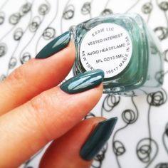 Essie Vested Interest_Fall 2013 nail polish