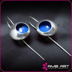 AMBART. Diseño, joyeria de autor, arte, anillos, collares, artesanía, tecnología, ideas, regalos: Pendientes