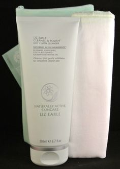 Liz Earle Cleanse & Polish Hot Cloth Cleanser Dry Face, Product Review, Active Ingredient, Dry Skin, Cleanser, Stress, How To Apply, Polish, Skin Care