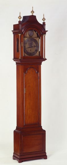 Benjamin Willard Tall Case Clock