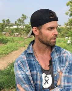 "78 Likes, 4 Comments - Oxfam (@oxfamamerica) on Instagram: ""To conclude his Instagram takeover of our account, actor @mr.danielgillies shares ""what he loves…"""