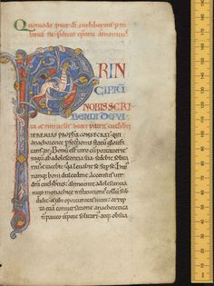 Bede's Life of Cuthbert tells the story of Cuthbert (c.635-687), an early Christian monk who became Prior and Bishop of Lindisfarne. univ.ox.ac.uk