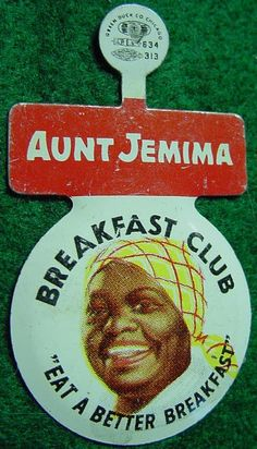 Aunt Jemima Breakfast Club