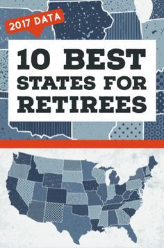 New study ranks the 10 best states for retirees. See how we can help you to find the right business to start your life.