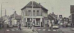 Eindhoven: Het punt waar Grote en Kleine Berg samenkomen 1973 Eindhoven, Bergen, Ww2, Street View, History, Historia