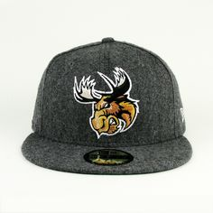 manitoba Moose Fitted 59fifty