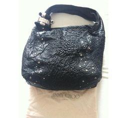 Tip: Jimmy Choo Handbag (Black)