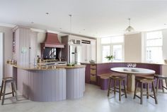 Decor Kitchens & Interiors is Irelands Uber stylish media brand for todays kitchens & interiors. Kitchen Interior, Kitchen Decor, Interiors Magazine, Kitchen Colors, Kitchens, Table, Furniture, Home Decor, Decoration Home