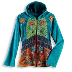 Daisies Hoodie at Signals | HP8822  Size L