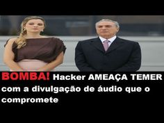 BOMBA! HACKER que clonou celular de Marcela Temer AMEAÇA MICHEL TEMER co...