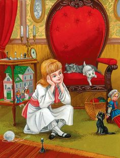 Alice Through the Looking Glass by Maxim Mitrofanov