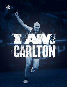 I AM CARLTON Carlton Afl, Carlton Football Club, Australian Football, Craft Patterns, Newcastle, Me As A Girlfriend, Football Team, Blues, Navy