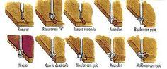 Resultado de imagen para fresadora para madera