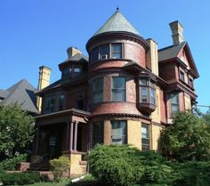 William Allen House, 1897 (357 Whitney Avenue, New Haven,