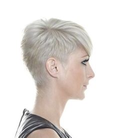 Short Pixie Hairstyles Extra Short Hairstyles Front And Back Short Pixie Haircuts For Women Very Short Pixie Hairstyles For Fine Hair Short Shaved Hairstyles, Haircuts For Fine Hair, Short Pixie Haircuts, Pixie Hairstyles, Haircut Short, Hairstyles 2016, Medium Hairstyles, Cropped Hairstyles, Drawing Hairstyles