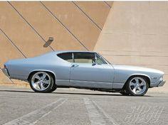 68 Chevelle #classiccarschevroletchevelle