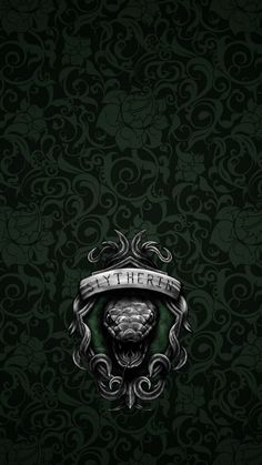 I was looking for a classy Slytherin iphone wallpaper but I couldn't find anything so I made this meh wallpaper for my use. Thought I should share.