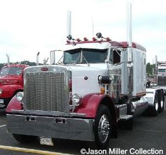 big truck show events:   reminders for truckers to keep the pride