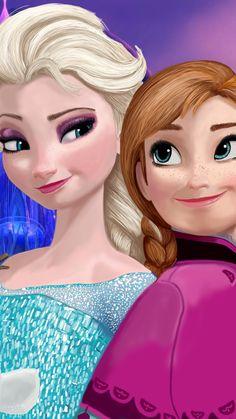 Olaf, Elsa e Anna - (Frozen). Frozen Disney, Elsa Frozen, Frozen Film, Disney Olaf, Frozen 2013, Frozen Frozen, Halloween Disney Movies, Elsa Halloween, Frozen Images