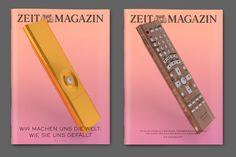 Zeit Magazin by Tom Darracott