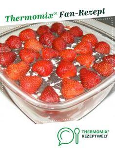 Erdbeer-Tiramisu von walfrieda. Ein Thermomix ® Rezept aus der Kategorie Desserts auf www.rezeptwelt.de, der Thermomix ® Community.