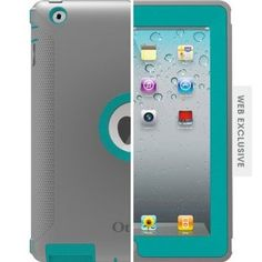 OTERBOX Defender Series for Apple iPad 2/3/4 - Retail Packaging - Color: Harbor