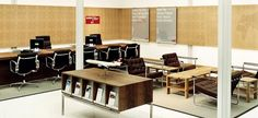 So when Swiss International Air Lines AG (SWISS) remodelled its main ticket offices in Zürich, New York and Tokyo we took the opportunity to devise spaces that would calm even the most demanding customer. Ticket, Office, Zurich, Public, Furniture, Home Decor, Architecture, Decoration Home, Room Decor