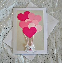 There is nothing more special than a handmade Valentines Day Card that's funny & personalised. So, here are DIY Handmade Valentines Day Card Ideas for him Valentines Day Cards Handmade, Unique Birthday Cards, Homemade Valentines, Handmade Birthday Cards, Valentine's Day Handmade Cards, Birthday Gifts, Diy Valentine, Pink Birthday, Unicorn Birthday