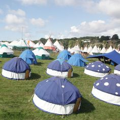Best Hen Weekend Ideas - Secret Garden Party and Yurts- Glamping for girls
