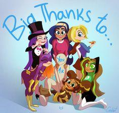 Overwatch Fan Art, Dc Super Hero Girls, Dc Comics Characters, Dc Heroes, Cartoon Images, Comic Character, Supergirl, Cartoon Network, Rule 34