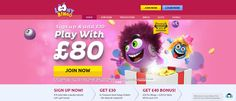 PLAY NOW at Lonny Bingo and get access to £30 of FREE bingo tickets with no…
