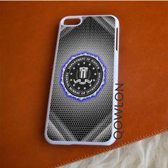 FBI Logo Art iPod Touch 6 | 6TH GEN Case
