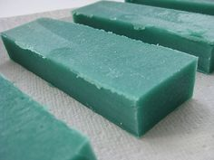 Cold Process Soap Making - always wanted to try making soap.