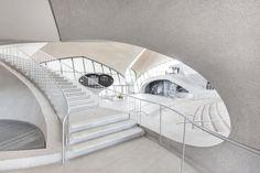 Terminal de la TWA de Saarinen por Max Touhey.