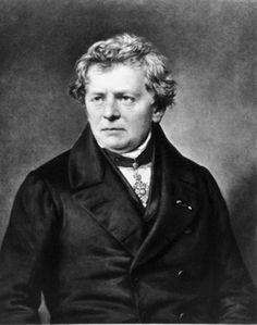 GEORGE SIMON OHM (16 de marzo de 1789, Erlangen / 6 de julio de 1854, Múnich) Fue un físico y matemático alemán que aportó a la teoría de la electricidad la Ley de Ohm, conocido principalmente por su investigación sobre las corrientes eléctricas. La unidad de resistencia eléctrica, el ohmio, recibe este nombre en su honor.