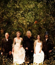 FAUN promotion picture for the EDEN album released in 2011
