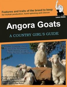 Raising Angora Goats in the Country