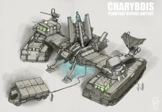 Charybdis Battery by MikeDoscher on DeviantArt