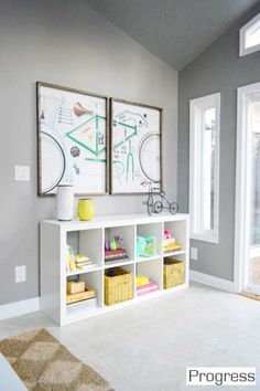 More grays lol-Our Paint Colors | Young House Love