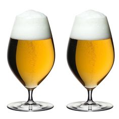 Beer we go! The RIEDEL Veritas Beer Glass is the new way to enjoy beer - launches next week at Ambiente Frankfurt.