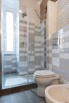 Via Sistina Apartment bathroom wall tile bathroom Rustic Cafe, Rustic Restaurant, Rustic Desk, Rustic Office, Rustic Cottage, Rustic Kitchen, Rustic Logo, Rustic Shelves, Rustic Industrial