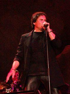 Jimi Jamison former lead singer of Survivor(Eye of the Tiger)