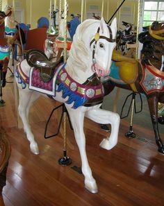 Nunley's Carousel, Garden City, Long Island