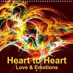 Heart to Heart - Love & Emotions - CALVENDO calendar by Art-Motiva - www.calvendo.de/galerie/heart-to-heart-love-and-emotions/ - #calendar #hearts #calendars #calvendo #love #heart